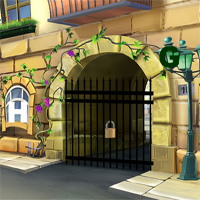 Free online flash games - Old Streets game - WowEscape