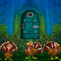AngelEscape Thanksgiving Turkey Escape