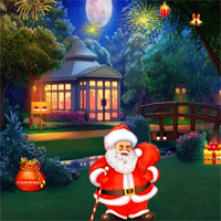 Free online flash games - Top10 New Year Find The Golden Greeting Card
