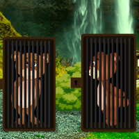 Free online flash games - Wowescape Escape Game Save The Bear Couple game - WowEscape