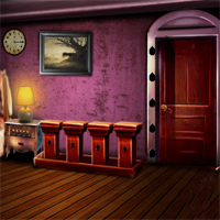 NsrEscapeGames Hallowen Scary Ghost Place Escape