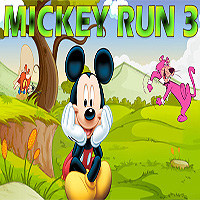 Free online flash games - Mickey Run 3 game - WowEscape