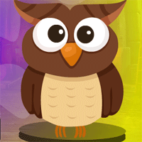 Games4King Brown Owl Escape
