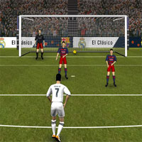 Free online flash games - El Clasico 2015 - 2016 game - WowEscape