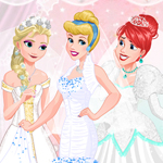 Free online flash games - Disney Princess Wedding Festival game - WowEscape