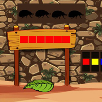Free online flash games - Games2Jolly Castle Wall Escape  game - WowEscape