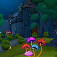 Free online flash games - Musical Instruments Castle Escape game - WowEscape