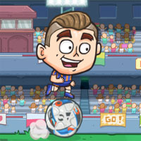 Free online flash games - Soccer Simulator Idle Tournament game - WowEscape