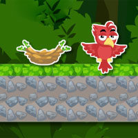 Free online flash games - Bird Jungle Rescue game - WowEscape