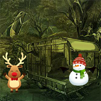 Free online flash games - Little Elf Escape