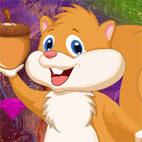 Free online flash games - Debonair Squirrel Escape game - WowEscape