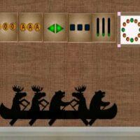 Free online html5 escape games - 8bGame Tribal Boy Escape 2
