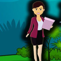 Free online flash games - Top10 Rescue The Woman game - WowEscape