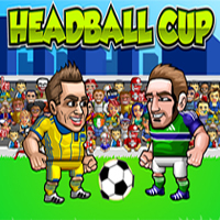 Free online flash games - Headball cup game - WowEscape