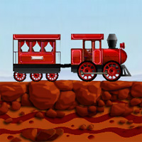 Free online flash games - Dynamite Train PlayHub game - WowEscape