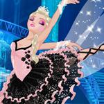 Free online flash games - Elsa Pretty Ballerina game - WowEscape