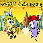 Free online flash games - SpongeBob Burger Adventure game - WowEscape