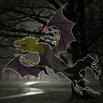 Free online flash games - Hidden Dragons game - WowEscape