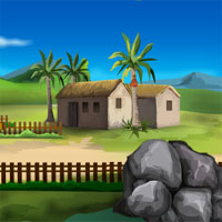Free online flash games - Games4escape Easter Bunny Escape 1 game - WowEscape