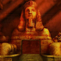 Egyptian Mummy Fort Escape HTML5
