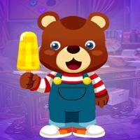 Free online flash games - G4K Languid Bear Escape game - WowEscape