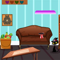 Free online flash games - GFG Genie Little Room Escape 2 game - WowEscape