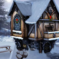 Free online flash games - Ena The Frozen Sleigh-Stan Bug House Escape game - WowEscape