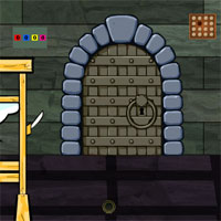 Free online flash games - GFG Dungeon 3 Door Escape game - WowEscape