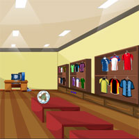 Free online flash games - Football Showroom Escape game - WowEscape