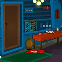 Free online flash games - Games4Escape Winter Home Escape game - WowEscape