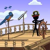 Free online flash games - Causality Pirate Ship game - WowEscape