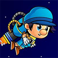 Free online flash games - Blue Boy Adventure game - WowEscape