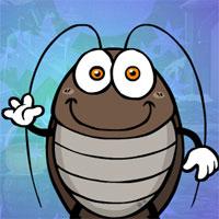 Free online flash games - G4K Joyous Cockroach Escape  game - WowEscape