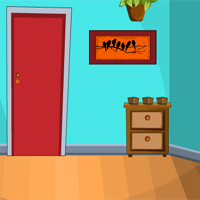 Free online flash games - KnfGames Delightful Living Room Escape game - WowEscape