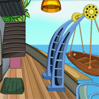 Free online flash games - Gelbold Costa Venezia Ship Escape game - WowEscape