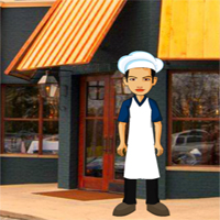 Free online flash games - Wow Save The Chef From Restaurant