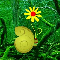 Free online flash games - Big Unnamed Forest Escape game - WowEscape