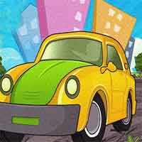 Free online flash games - Sponge World Ride game - WowEscape