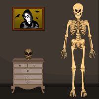 Free online flash games - Mystery Skull House Escape game - WowEscape