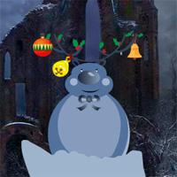 Free online flash games - Medieval Land Christmas Escape game - WowEscape