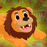Free online html5 games - G4K Release The Angry Lion game