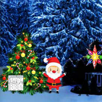 Free online flash games - Find Santa Claus Bag Mirchigames game - WowEscape
