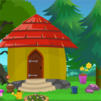 Free online flash games - Games4King Cute Little Girl Escape game - WowEscape