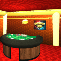 Free online flash games - Casino Escape 3D game - WowEscape