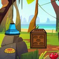 Free online html5 escape games - Gold Treasure Trove Escape From Forest