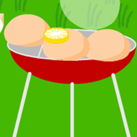 Free online flash games - Backyard BBQ game - WowEscape