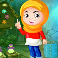 Free online flash games - G4K Malaysian Girl Escape game - WowEscape
