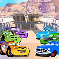 Free online flash games - Cars Racing Battle game - WowEscape