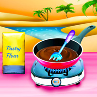 Free online html5 games - Spumoni Ice Cream Eclairs game