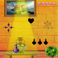 Free online flash games - Top10NewGames Escape From Fantasy World Level 41 game - WowEscape